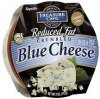 Treasure Cave crumbled cheese reduced fat, blue Calories