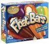 Kemps float bars creamy combos Calories