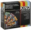 Kind fruit & nut bars minis, variety 12-pack Calories