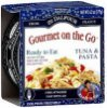 St. Dalfour gourmet on the go tuna & pasta Calories