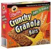 ShopRite granola bars crunchy, oats 'n honey Calories
