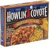 Howlin' Coyote grilled fajita-style chicken Calories