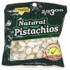 Sathers natural pistachios Calories