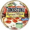 Tombstone pepperoni pizza harvest wheat, thin crust Calories