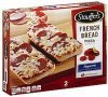Stouffers pizza french bread, pepperoni Calories