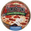 Tombstone pizza garlic bread, pepperoni Calories