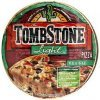 Tombstone pizza light, veggie Calories