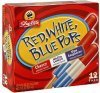 ShopRite red, white, blue pops Calories
