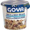 Goya rice & red beans Calories