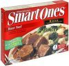 Smart Ones roast beef Calories
