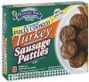 Tennessee Pride sausage patties turkey, original flavor Calories