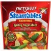 Pictsweet Seasoned Spring Vegetables Steam'ables Calories