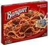 Banquet spaghetti and meatballs Calories