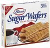 Biscos sugar wafers creme filling Calories
