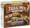 Nature Valley trail mix bars chewy, variety pack Calories