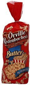 100% popcorn cakes butter Orville Redenbachers Nutrition info