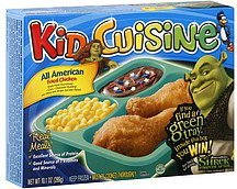 all american fried chicken Kid Cuisine Nutrition info
