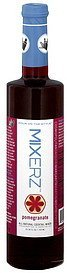 all-natural cocktail mixer pomegranate Mixerz Nutrition info