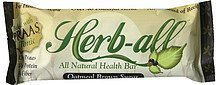 all natural health bar oatmeal brown sugar Herb-All Nutrition info