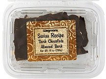 almond bark dark chocolate, swiss recipe Wegmans Nutrition info