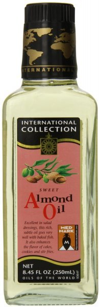 almond oil sweet International Collection Nutrition info