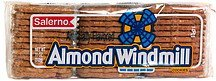 almond windmill cookies Salerno Nutrition info