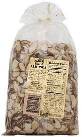 almonds natural sliced Orchard Valley Harvest Inc. Nutrition info