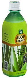 aloe pulp juice J1 Nutrition info