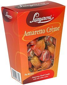 amaretto hard candy Lazzaroni Nutrition info