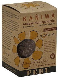 andean heritage grain Kaniwa Nutrition info