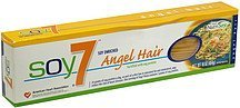 angel hair pasta Soy 7 Nutrition info