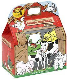 animal crackers Quaker Hill Farms Nutrition info