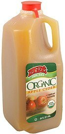 apple cider organic Zeigler Nutrition info