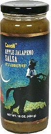 apple jalapeno salsa Canyon Nutrition info