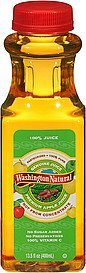 apple juice premium Washington Natural Nutrition info