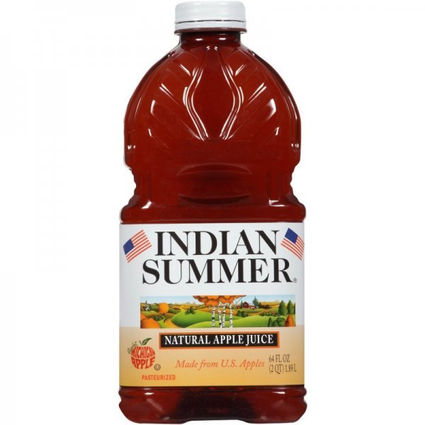 apple juice Indian Summer Nutrition info
