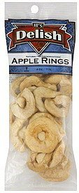 apple rings Its Delish Nutrition info