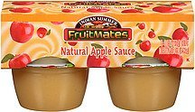apple sauce natural Indian Summer Nutrition info