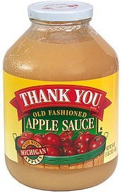 apple sauce, old fashioned Thank You Nutrition info