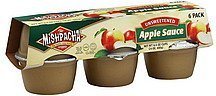 apple sauce unsweetened Mishpacha Nutrition info