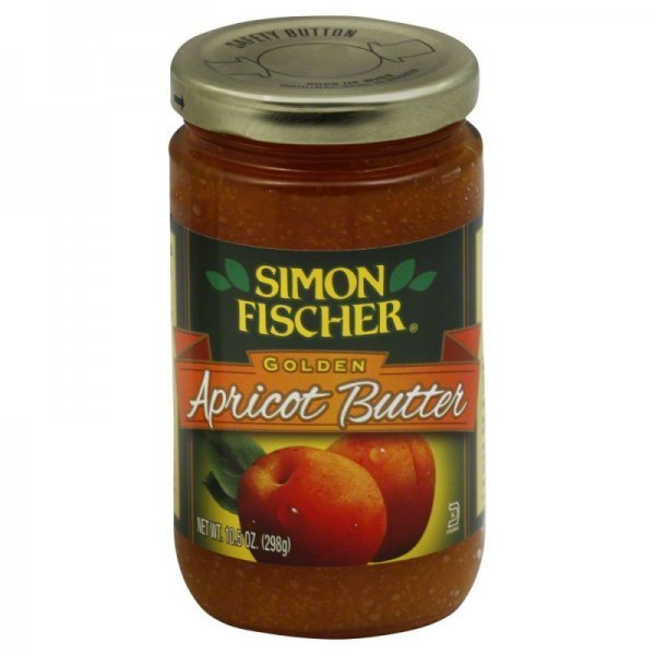 apricot butter golden Simon Fischer Nutrition info