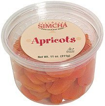 apricots Simcha Nutrition info