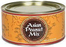 asian peanut mix Virginia Diner Nutrition info