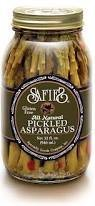 asparagus pickled Safies Nutrition info