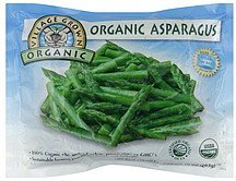 asparagus Village Grown Organic Nutrition info