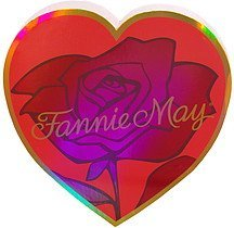 assorted chocolates valentine Fannie May Nutrition info