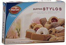assorted cookies Marian Nutrition info