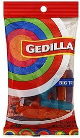 assorted fish big treats Gedilla Nutrition info