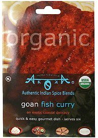authentic indian spice blends goan fish curry Arora Creations Nutrition info
