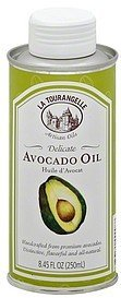 avocado oil delicate La Tourangelle Nutrition info